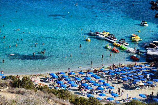 Eine traumhafte Bucht: Knossos Bay