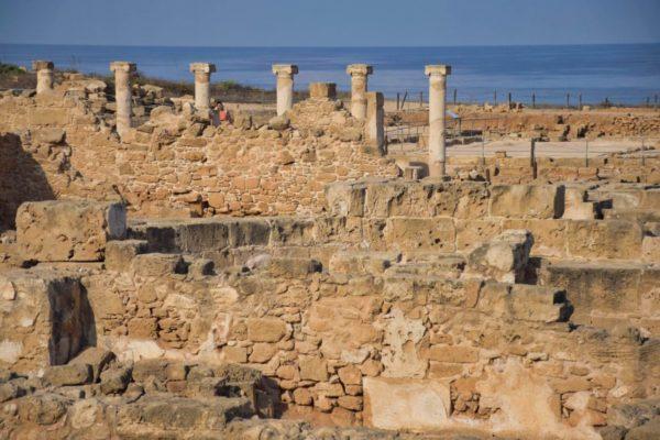 Die Ausgrabungen von Paphos