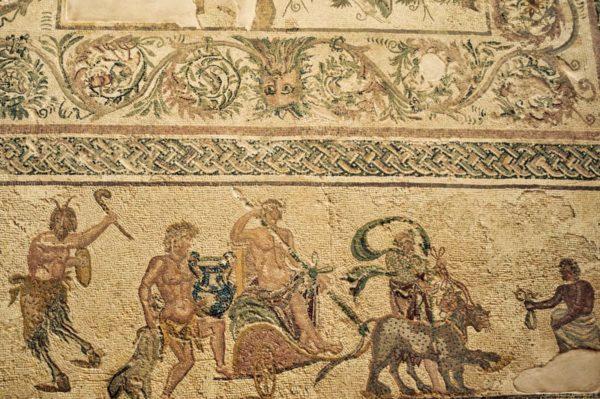 Mosaiken in Paphos