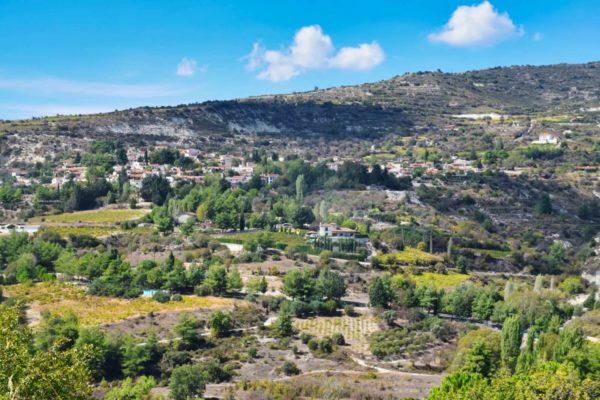 Weindörfer bei Limassol