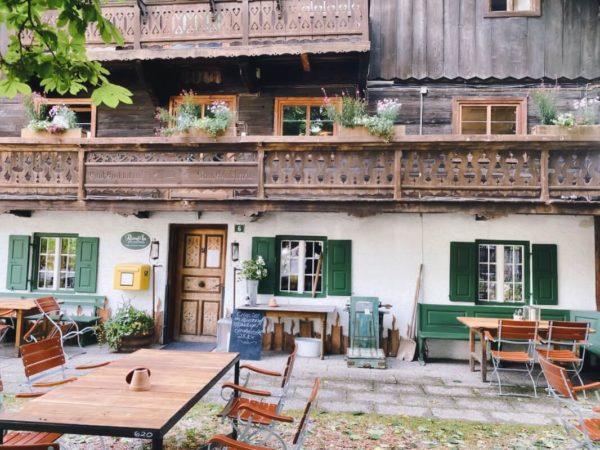 Gasthof RamsAu bei Bad Heilbrunn