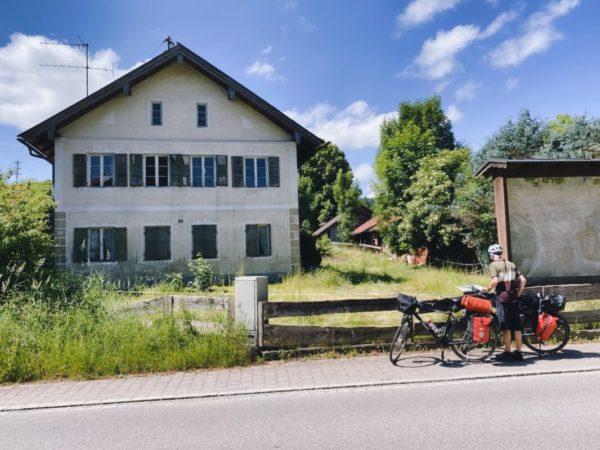 Ehemaliges Wohnhaus von Heinrich Campendonk in Sindelsdorf
