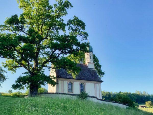 Ramsachkirche am Murnauer Moos