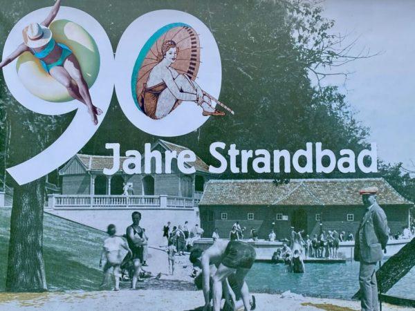 Sisi am Starnberger See: Strandbad Feldafing