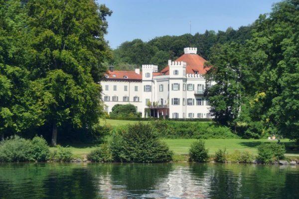 Sisi am Starnberger See: Schloss Possenhofen