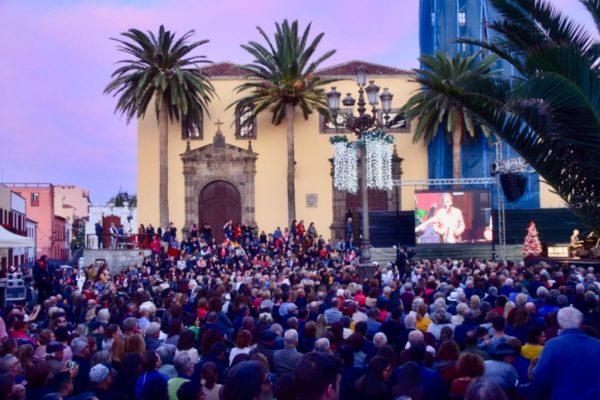 Teneriffa für Individualisten: Neujahrskonzert in Garachico