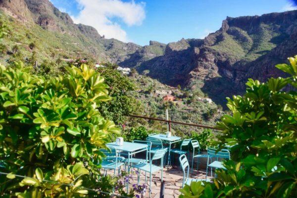 Teneriffa für Individualisten: Restaurante Blanky in Masca