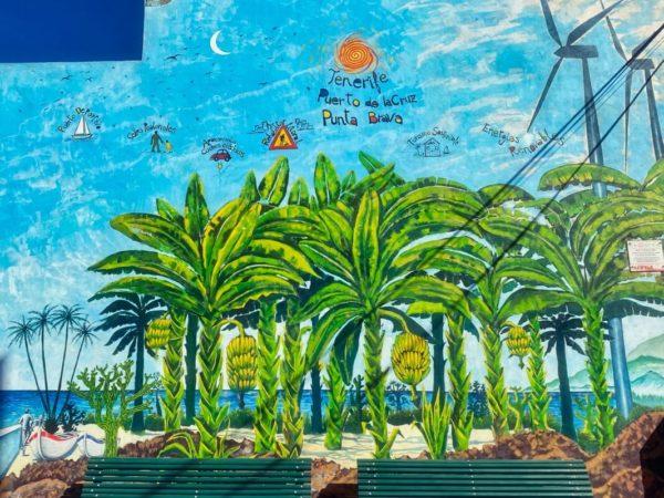 Teneriffa für Individualisten: Streetart in Puerto de la Cruz