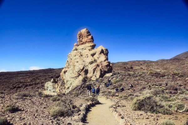 Wandern auf Teneriffa: Im Teide-Nationalpark