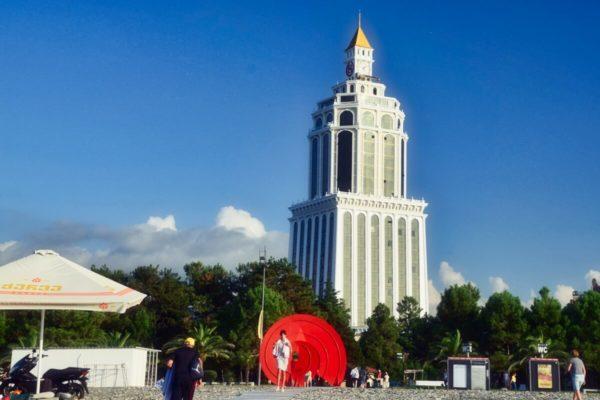 Georgien. Batumi – Hochhaus