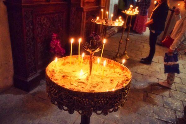 georgien dreifaltigkeitskirche andacht