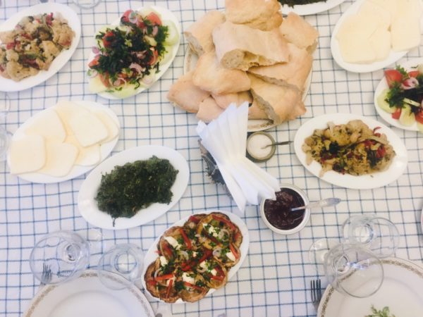 Georgien, Kachetien – Festmahl