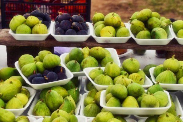 Georgien, Kachetien – Obstmarkt