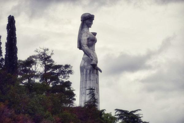 Georgien, Tiflis – Mama Georgien