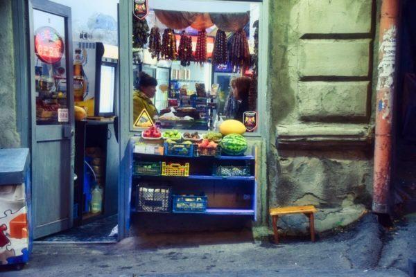 Georgien, Tiflis – Szeneviertel Sololaki