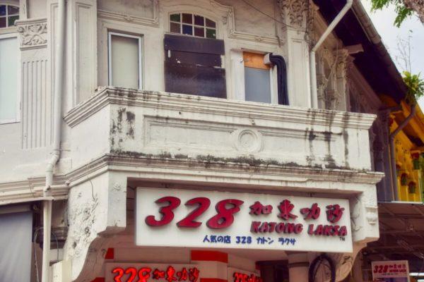 Citytrip Singapur: Suppenküche in Katong