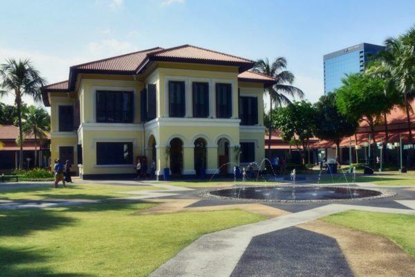 Citytrip Singapur: Sultanspalast in Kampung Glam