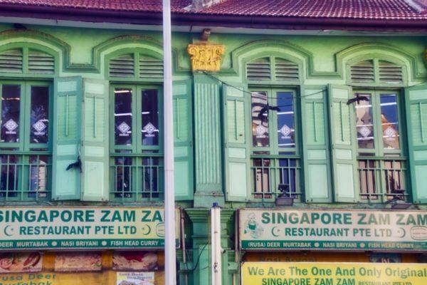 Citytrip Singapur: Zam Zam