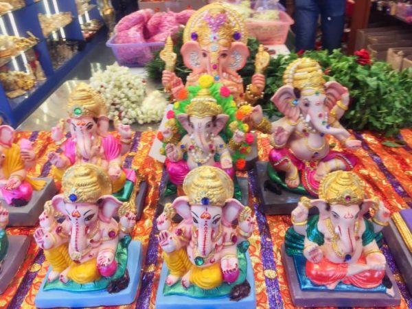 Citytrip Singapur: Ganeshas in Little India