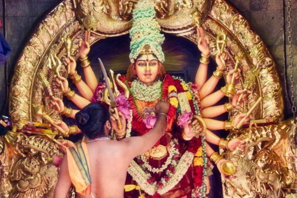 Citytrip Singapur: Hindutempel in Little India