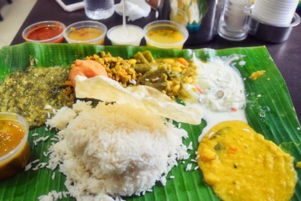 Citytrip Singapur: Rice Meal im Komala Vilas in Little India
