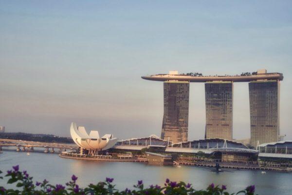 Citytrip Singapur: Marina Bay Sands und ArtScience Museum