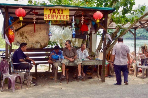 Citytrip Singapur: Pulau Ubin – Taxi Service
