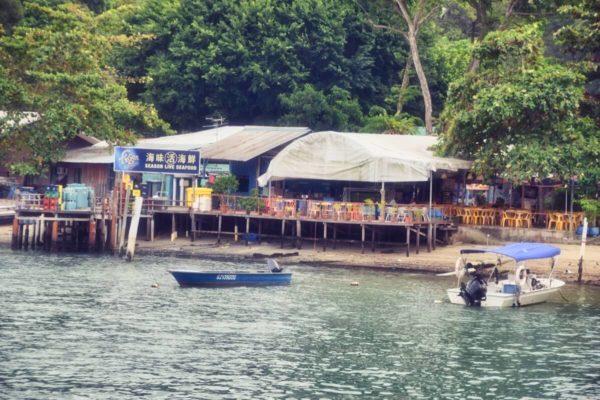 Citytrip Singapur: Pulau Ubin – Seafood-Lokal