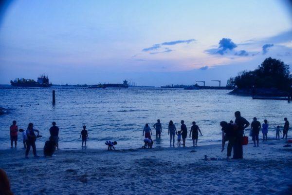 Citytrip Singapur: Sentosa Island – Beachclub