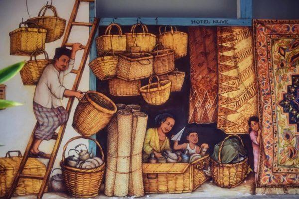 Citytrip Singapur: Streetart in Kampung Glam