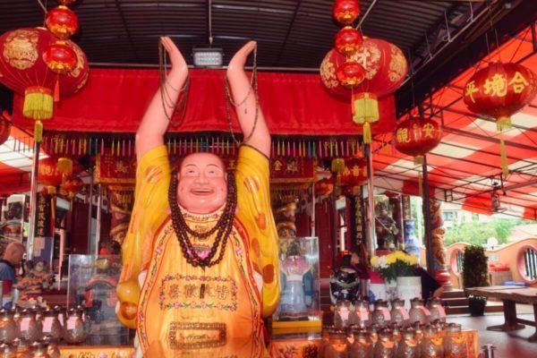Citytrip Singapur: Glücksbuddha in Tiong Baru