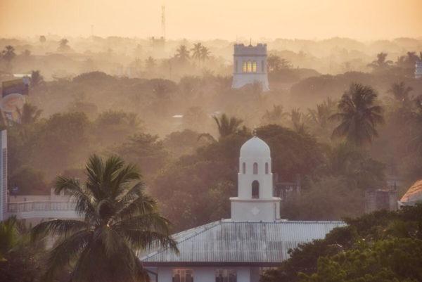 Sri Lankas Norden: Morgenstimmung in Jaffna