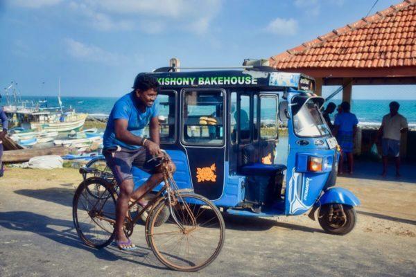 Sri Lankas Norden: Nordspitze Sri Lankas, der Fischerort Point Pedro