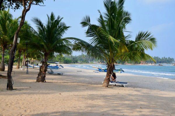 Sri Lankas Osten: Uppuveli Beach bei Trincomalee